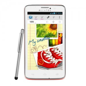 Alcatel One Touch Scribe Easy 8000E - 4GB