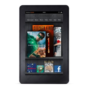 Tablet Amazon Kindle Fire - 8GB