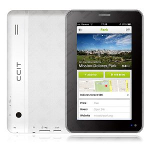 Tablet CCIT A726G - 4GB