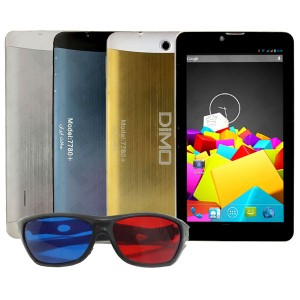 Tablet Dimo 7780+ - 8GB