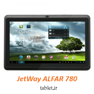 Tablet Jetway Alfar 780 - 8GB