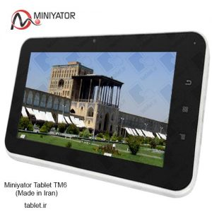 Tablet Miniyator TM6 - 8GB