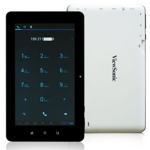 Tablet Viewsonic VB737 Sim Card - 8GB
