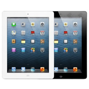 Apple iPad (4th Gen.) Wi-Fi + 4G - 16GB