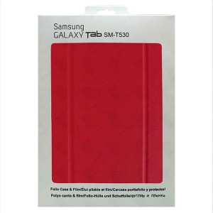 Folio Cover For Tablet Samsung Galaxy Tab 4 10.1 SM-T530 Family