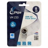 Vikingman VM233 Waltz Metal flash drive USB 2.0 - 8GB