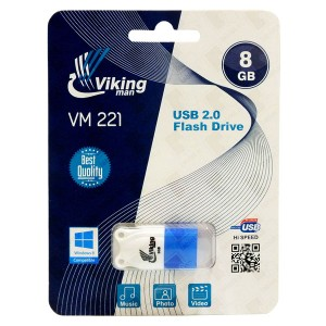 Vikingman VM221 flash drive USB 2.0 - 8GB