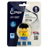 Vikingman VM108Y flash drive USB 3.0 OTG - 8GB