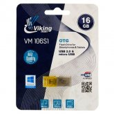 Vikingman VM106S1 flash drive USB 2.0 OTG - 16GB