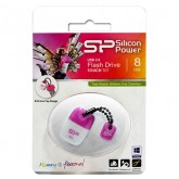 Silicon Power Touch T07 flash drive USB 2.0 - 8GB