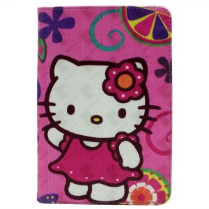 Hello Kitty Pink 7 inch Tablet Case