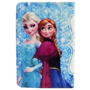 frozen elsa and anna 7 inch Tablet Case