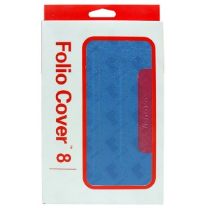 Jelly Folio Cover For Tablet Lenovo TAB 2 A8-50 4G LTE