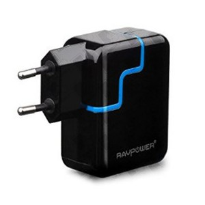 RAVPower Dual USB Wall Charger 5V 1A / 2.4A RP-UC05