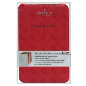 Belk Protective Microfiber Magnetic Case for Tablet Samsung Galaxy Tab P6200
