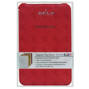 Belk Protective Microfiber Magnetic Case for Tablet Samsung Galaxy Tab P3100