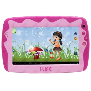 Tablet i-Life Kids Tab 4 QC 2016 - 8GB