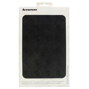 Original Folio Cover For Tablet Lenovo IdeaTab A1000