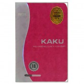 Kaku Jelly Leather Flip Cover For Tablet Samsung Galaxy Note 8 N5100