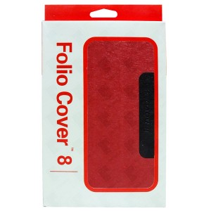 Jelly Folio Cover for Tablet Lenovo TAB 3 8 4G LTE TB3-850M