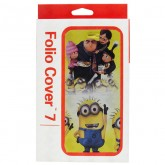 Minions TPU Case for Tablet Asus Fonepad 7 FE171CG