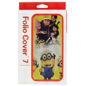 Minions TPU Case for Tablet Lenovo PHAB Plus 4G LTE PB1-770M