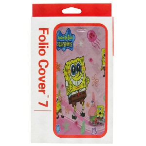 Spongebob TPU Case for Tablet Lenovo PHAB Plus 4G LTE PB1-770M