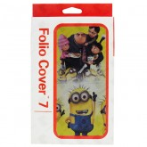 Minions TPU Case for Tablet Samsung Galaxy Tab A 2016 7 SM-T285