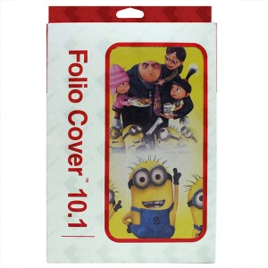 Minions TPU Case for Tablet Samsung Galaxy Tab A 10.1 2016 SM-T585