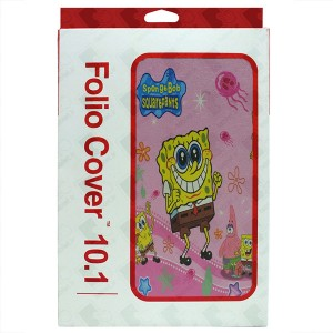 Spongebob TPU Case for Tablet Samsung Galaxy Tab A 10.1 2016 SM-T585