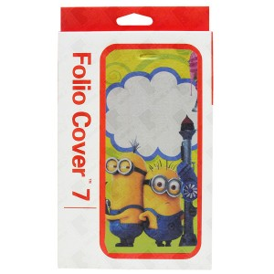 Minions TPU Case for Tablet Lenovo TAB 3 7 Essential TB3-710i 3G Model 3