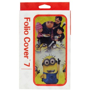 Minions TPU Case for Tablet Asus ZenPad 7.0 Z370CG 3G