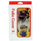 Minions TPU Case for Tablet ASUS ZenPad 8 Z380KL 4G LTE