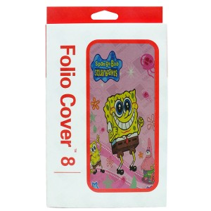 Spongebob TPU Case for Tablet ASUS ZenPad 8 Z380KL 4G LTE