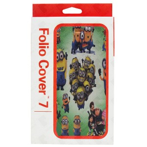 Minions TPU Case for Tablet Lenovo TAB 3 7 Essential TB3-710i 3G Model 4