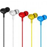 Original Remax RM-515 Earphones with Microphone for Iphone and Android