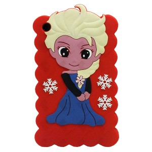 3D Back Cover Elsa for Tablet Lenovo TAB 3 7 Essential TB3-710i 3G
