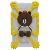 Boy Bear Silicone Case for Tablet 7 & 8 inch