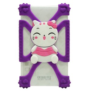 Hello Kitty Silicone Case for Tablet 7 & 8 inch