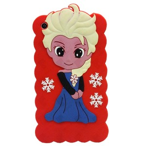 3D Back Cover Elsa for Tablet Lenovo TAB 3 7 TB3-730 4G LTE