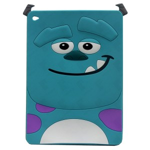 3D Back Cover Monster Company for Tablet Apple iPad 6