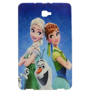 Jelly Back Cover Elsa for Tablet Samsung Galaxy Tab A 10.1 SM-T585 Model 2