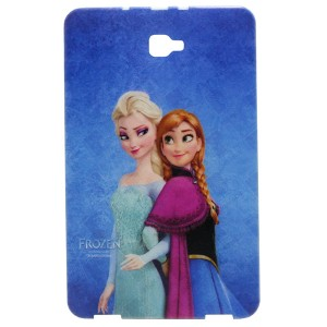 Jelly Back Cover Elsa for Tablet Samsung Galaxy Tab A 10.1 SM-T585 Model 3