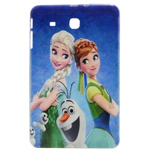 Jelly Back Cover Elsa for Tablet Samsung Galaxy Tab E 9.6 WiFi SM-T560