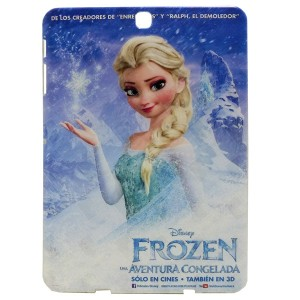 Jelly Back Cover Elsa for Tablet Samsung Galaxy Tab S2 9.7 SM-T815 Model 1
