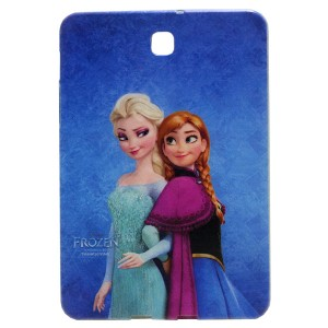Jelly Back Cover Elsa for Tablet Samsung Galaxy Tab S2 8 SM-T715