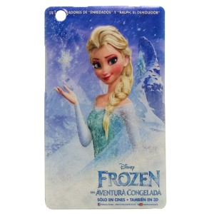 Jelly Back Cover Elsa for Tablet Lenovo TAB 3 8 TB3-850M Model 1