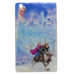 Jelly Back Cover Elsa for Tablet Lenovo TAB 3 8 TB3-850M Model 2