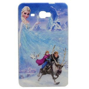 Jelly Back Cover Elsa for Tablet Samsung Galaxy Tab A 7 SM-T285 Model 2