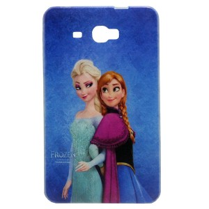 Jelly Back Cover Elsa for Tablet Samsung Galaxy Tab A 7 SM-T285 Model 3